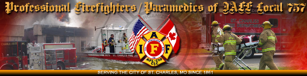 Professional Firefighters & Paramedics of IAFF Local 757